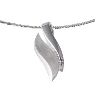ashanger, zilver reuver