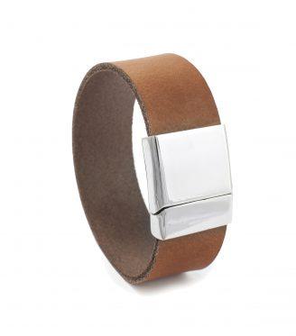 0915-xxx leren armband