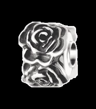 Asbedel roos. Gedenk en Schenk Reuver